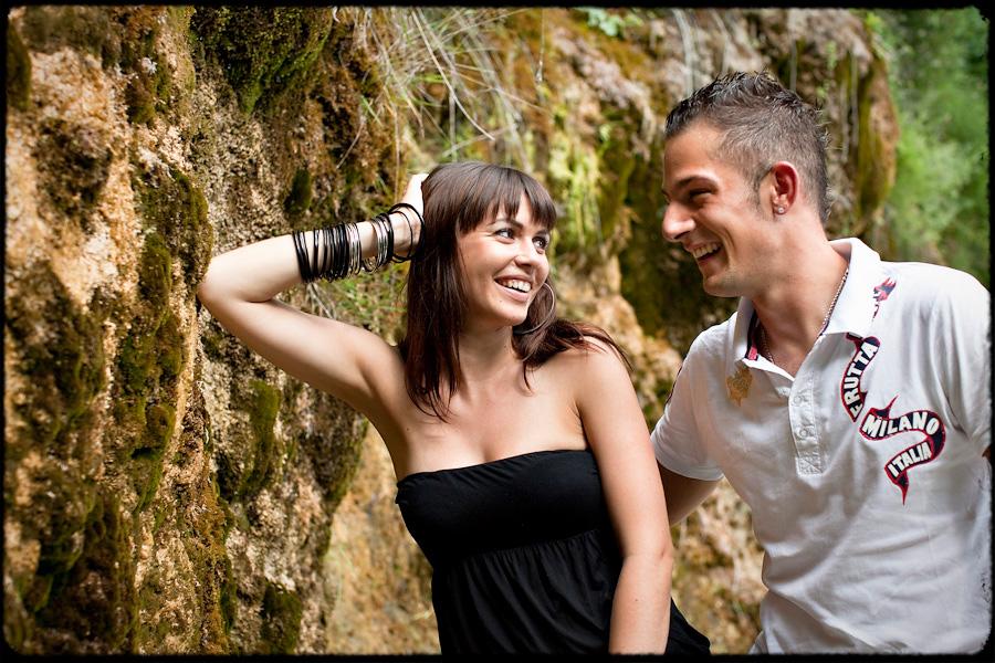 Vanessa & Luigi (Engagement Session)
