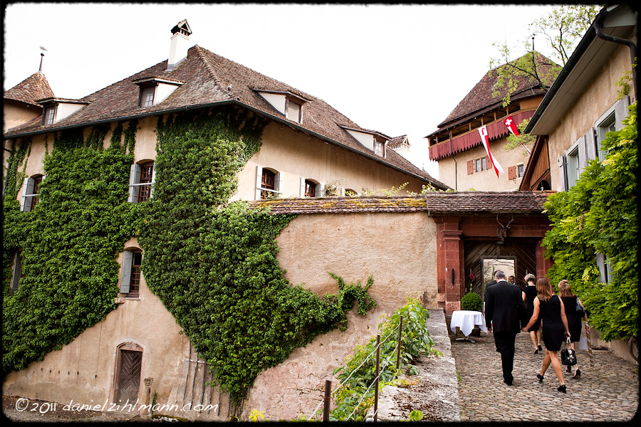 Hochzeit Schloss Fotograf Basel
