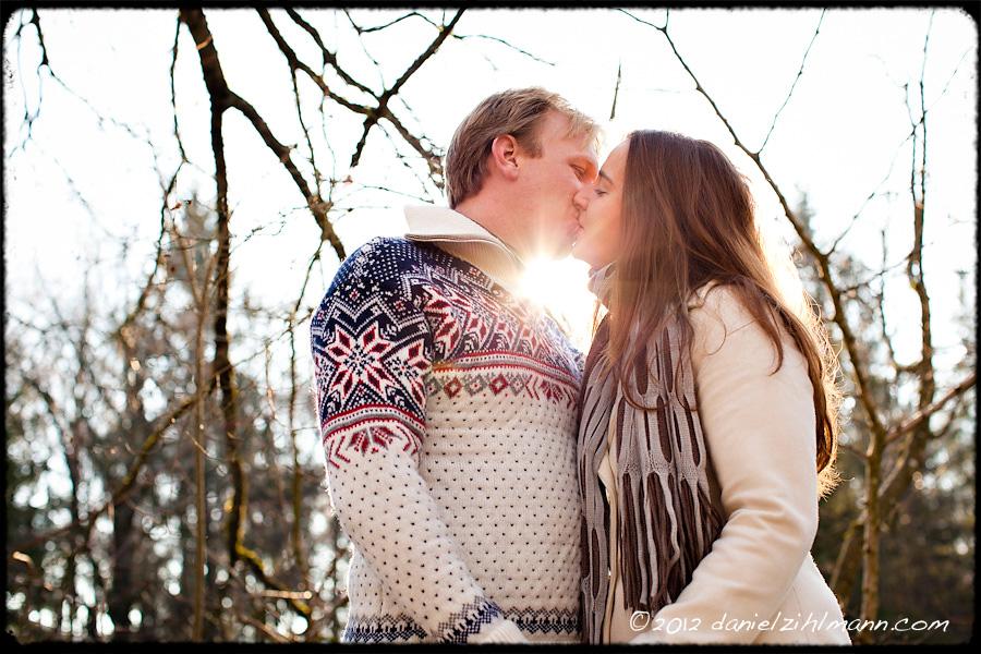 Fotograf Hochzeit Bern | Engagement Session Käthy & Adrian