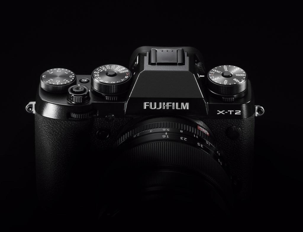 Die neue Fujifilm X-T2 Mirrorless Kamera (Bild: fujifilm.com)