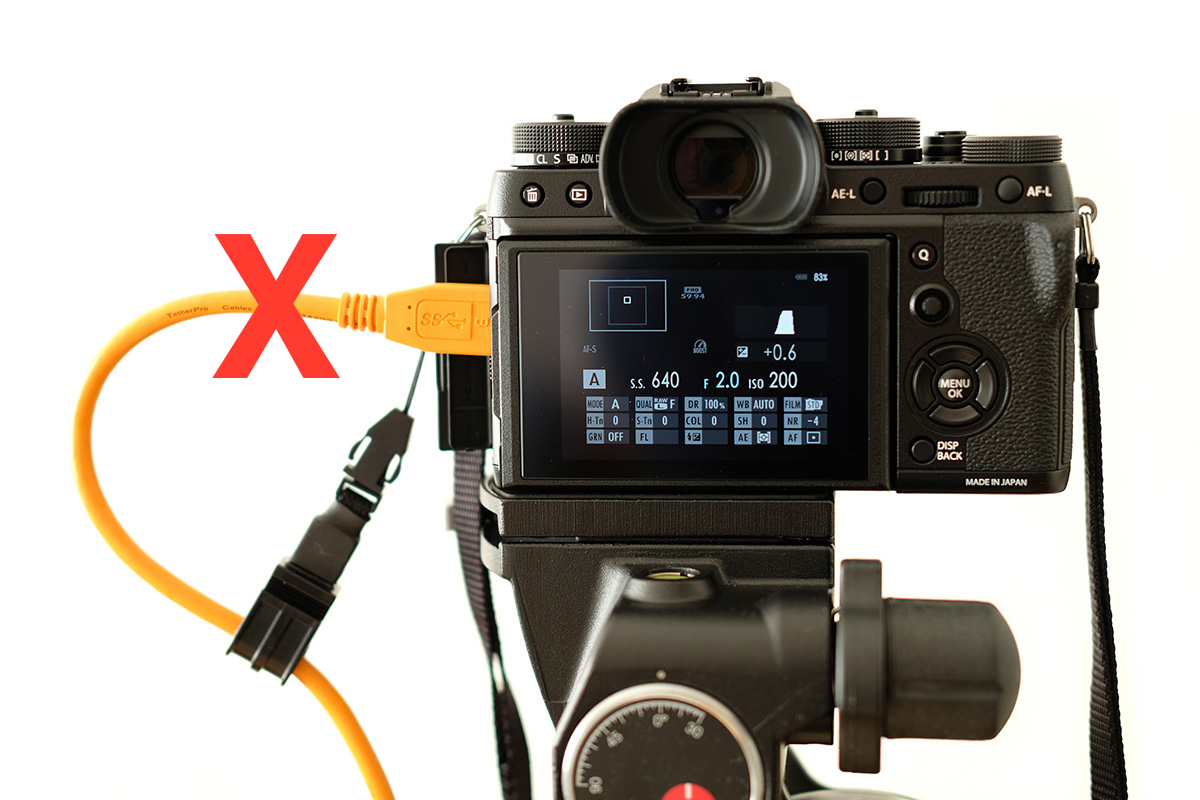 Wireless Tethering with the Fujifilm X-T2 (or Fujifilm X-Pro2)